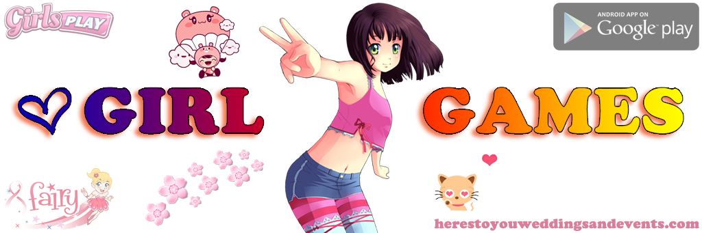 Girls Games – Cute and Lovely Flash Games